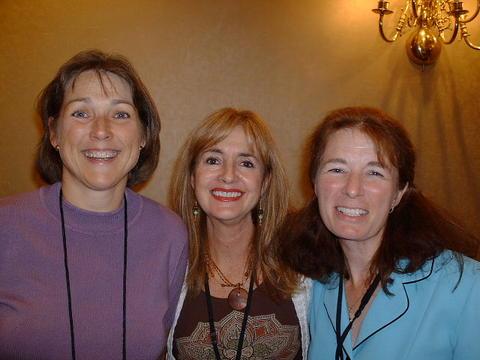 Seeker Buddies: Audra Harders, Julie Lessman and Ruth Logan Herne