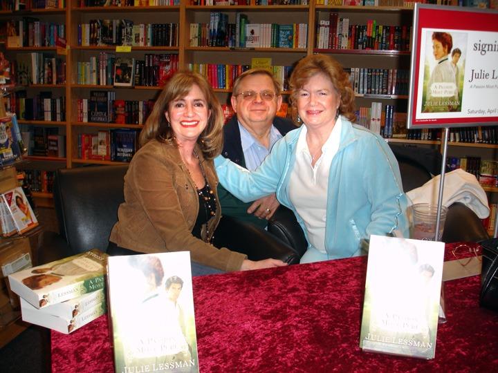 My sweetie-pie sister, Ellie and her husband Lossie