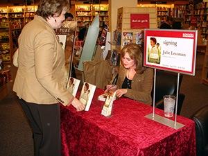 Book Signing at Borders